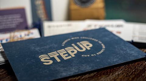 Step Up Fall Challenge Begins Sept 13