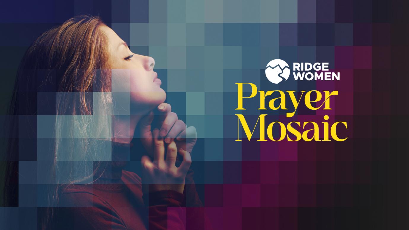 RidgeWomen Prayer Mosaic